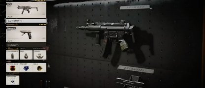 MP5 SMG Multiplayer Reveal
