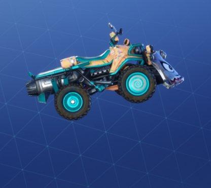 SPRINKLES Wrap - Vehicle