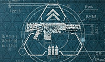 Light Machine Gun Sigil