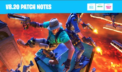 Poison and Fire Awaits in v8.20 Patch Update