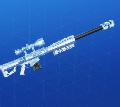 RADIANT ZERO Wrap - Sniper Rifle