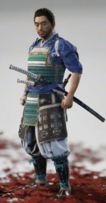 Samurai Clan Armor I