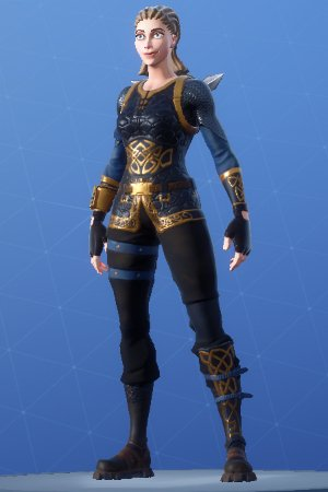 Skin Outfit HIGHLAND WARRIOR