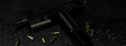 Ammo Box 50 Machine Pistol