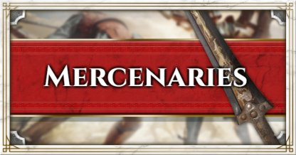 What are Mercenaries?