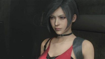 Work Alongside Mysterious Ada Wong