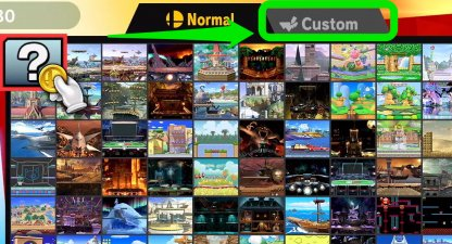 Created Stages Under Custom Tab