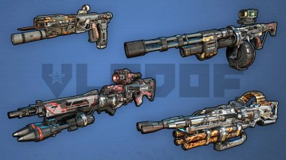VLADOF - Weapon Brand Features