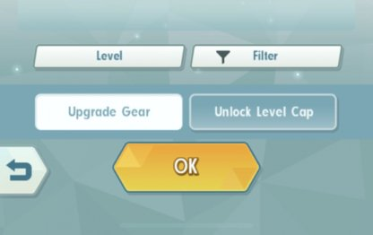 Gear Can Be Upgraded