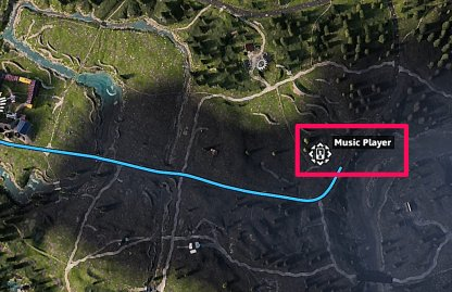 Where To Find 10 Music Players: Locations & Guide Location 3