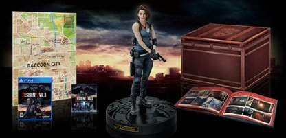 Resident Evil 3 Remake - Product Information