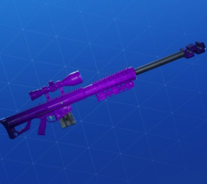 KEVIN Wrap - Sniper Rifle