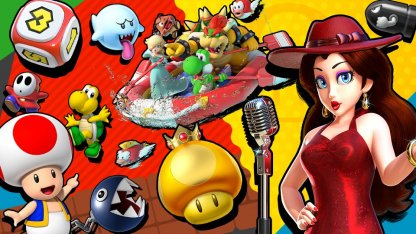Oh Yeah! Mario Time! - Event Dates & Details