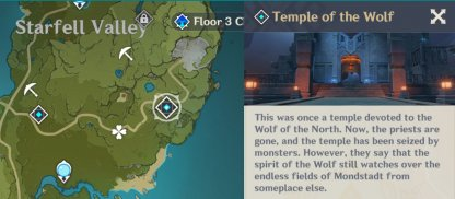 Temple Of The Wolf