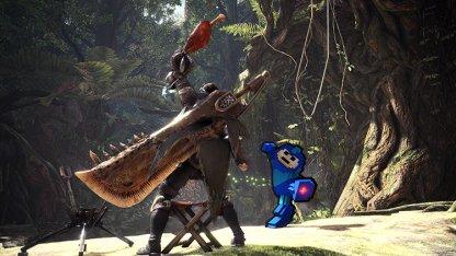 Mega Man Collaboration Event