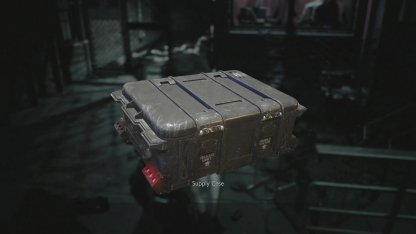Nemesis Item Drops - Supply Case