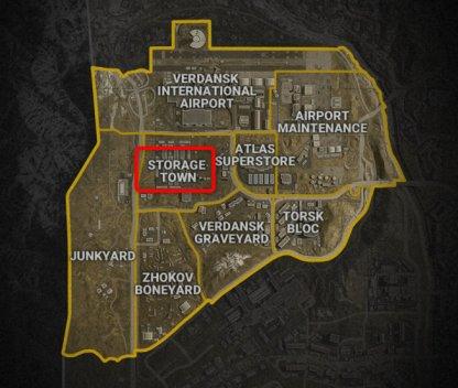Storage Town