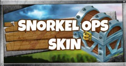 SNORKEL OPS Skin