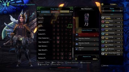 Early Master Rank Survival Build