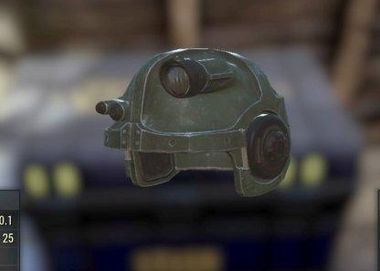 Combat Armor Helmet Image