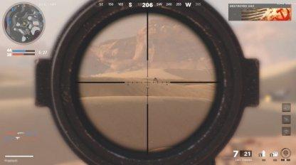 Long-range combat