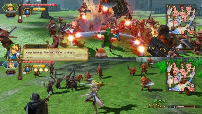 What Is Hyrule Warriors Hyrule Warriors Age Of Calamity Gamewith