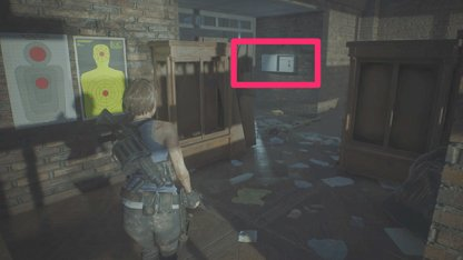 Check Right Wall After Cutscene