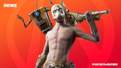 New Psycho Skin & Cosmetic Items