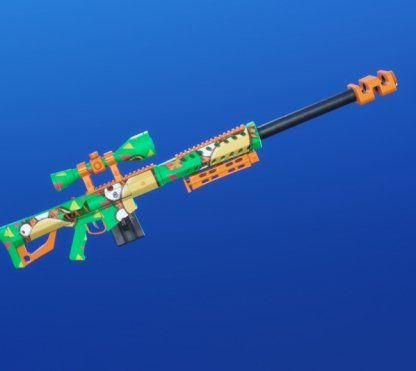 FOREVER TUESDAY Wrap - Sniper Rifle