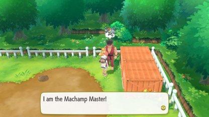 Machamp Master Trainer