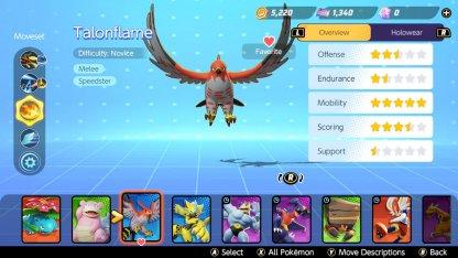 Pokemon Have Specific Roles
