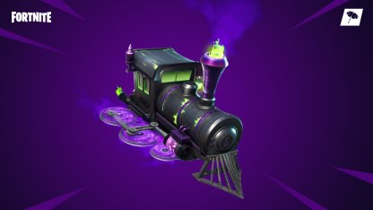 Fortnitemares Dark Engine Glider