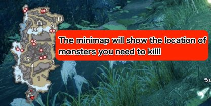 Monster Slaying Quest