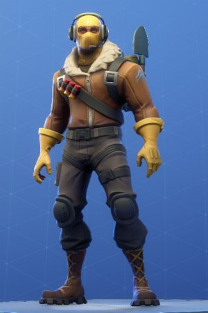 Skin Outfit RAPTOR
