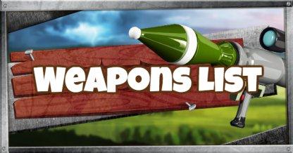 Fortnite: Список всех видов оружия
