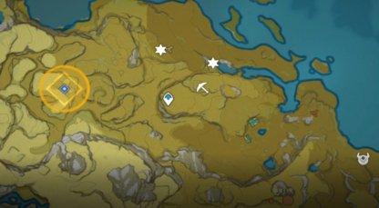 Treasure Location - 3