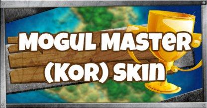 MOGUL MASTER (KOR) Skin