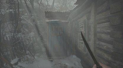 Garden - Outhouse Location 1