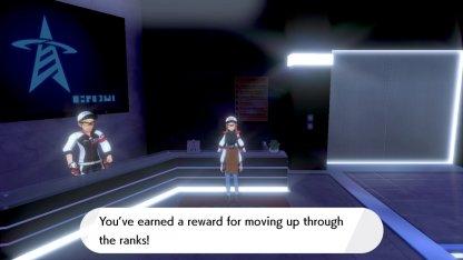 Rank Up Reward