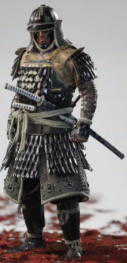 Sakai Clan Armor II