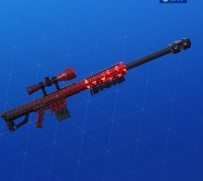 ANGLED FIRE Wrap - Sniper Rifle