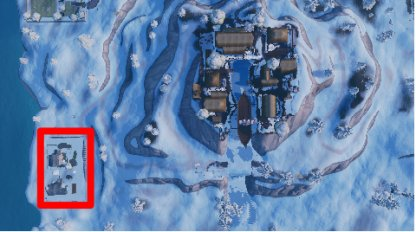 Fortnite Season 7 Week 3 Challenge Doorbell Location Southwest of the Viking Village