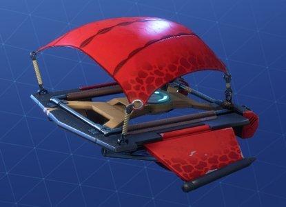 Glider skin Image FOSSIL FLYER