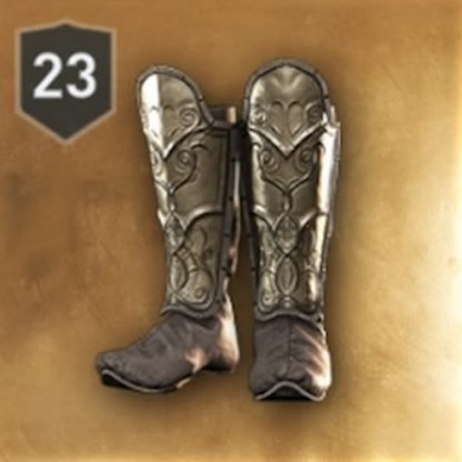Boots of the Immortal Stats