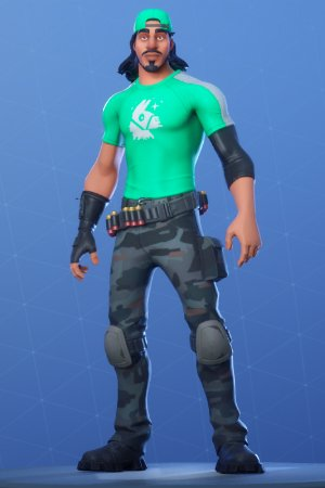Skin Outfit SIGNATURE SNIPER
