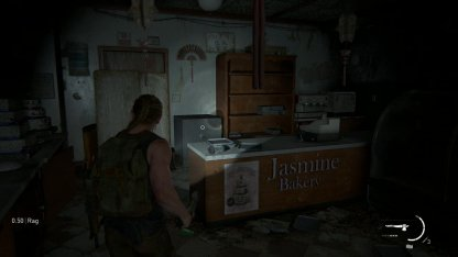 Located Inside Jasmine Bakery