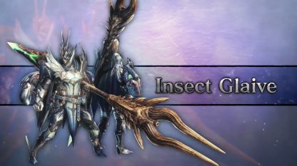 Insect Glaive Iceborne Weapon Changes