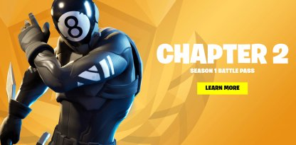 New Chapter 2 Season 1 Battle Pass