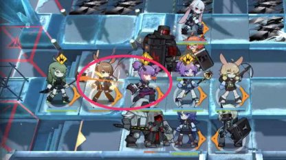 Defeat Heavy Defender Leaders With Casters