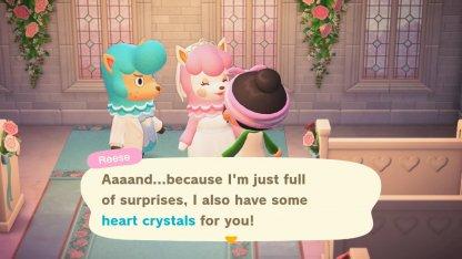 Heart Crystals
